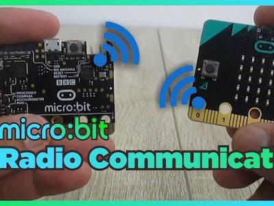 Micro:bit Radio Communication
