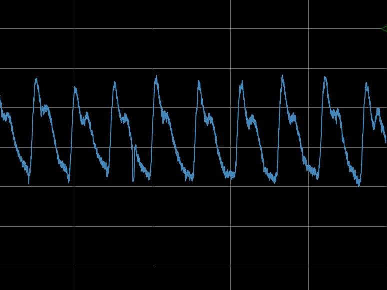 Detecting Heart Rate with a Photoresistor