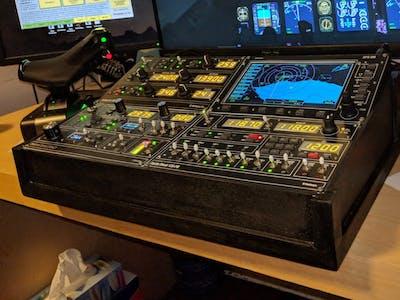 Flight Simulator Custom Controls