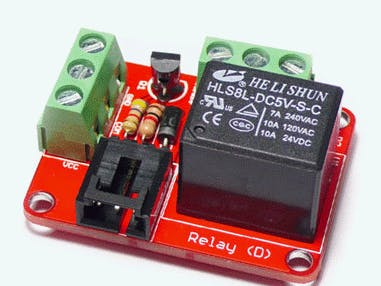 SEEED Studio / Arduino and Electronic brick 5V Relay module