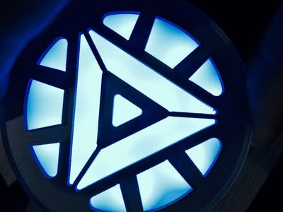 Iron Man 4th Generation Arc Reactor