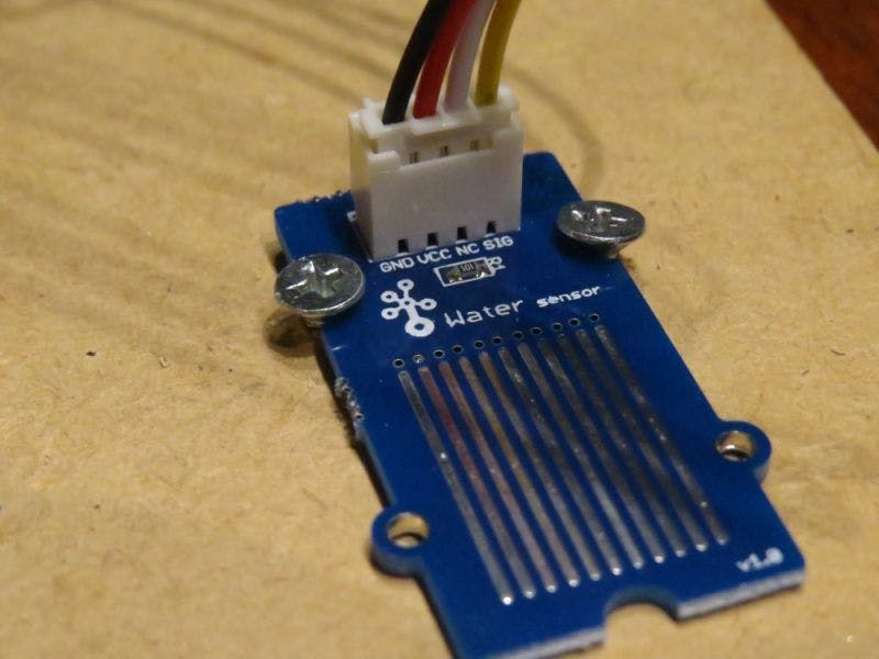 Water Sensor Project