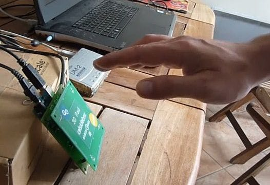 3D Pad & Air Control MIDI Controller