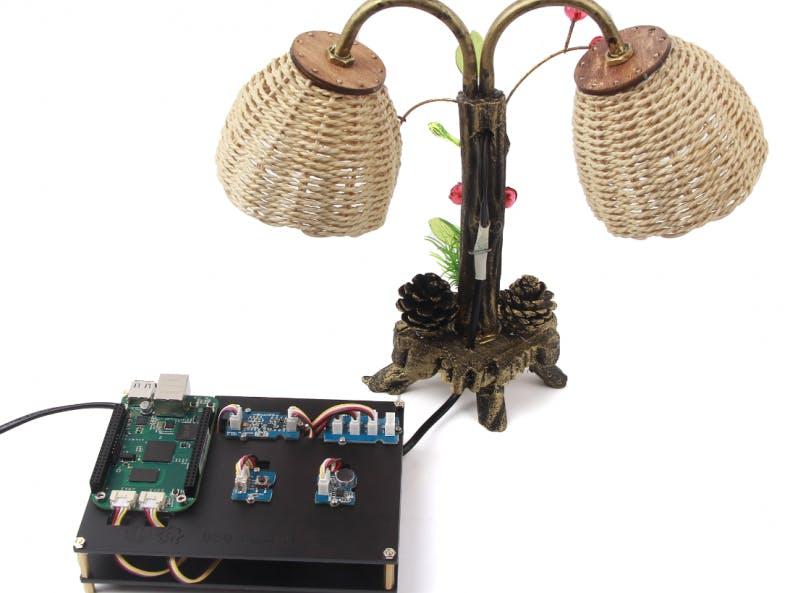 Smart Light Demo with BBG & BBG Start Kit(HA)