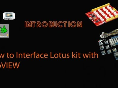Introduction to LabVIEW and Arduino Interface