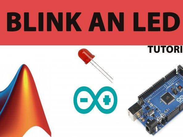 Blink an LED using Arduino and Matlab Simulink - Arduino