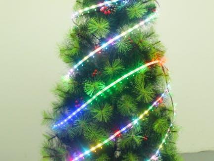 DIY Christmas Tree Light Controller Using Wio Link