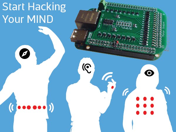 Safe Neurohacking with the BeagleBone Haptic Cape