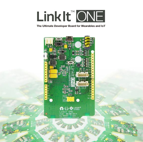 LinkIt ONE Tutorial #1: The Basics