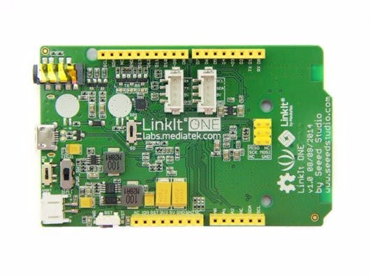 LinkIt ONE Tutorial #6: Analog Interface