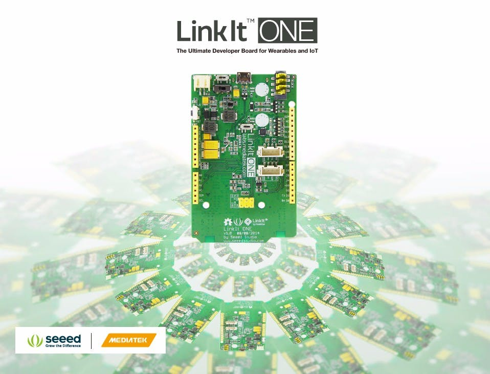 LinkIt ONE Tutorial #8: Light Sensor
