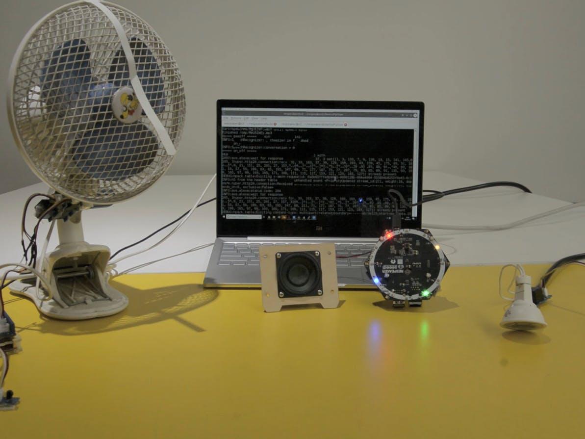 ReSpeaker Smart Home
