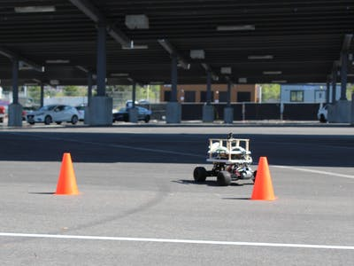 El Toro Grande: Self-Driving Car Using Machine Learning