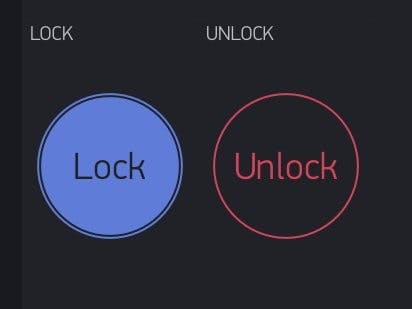 Lock & Unlock Door