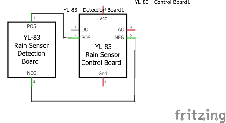Interface raindrop sensor to NodeMcu| For Beginner - Hackster io