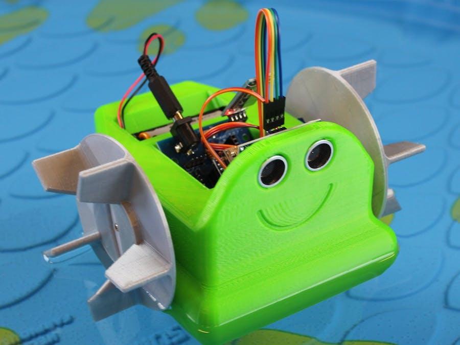 Waterbot: Arduino Robot Boat: