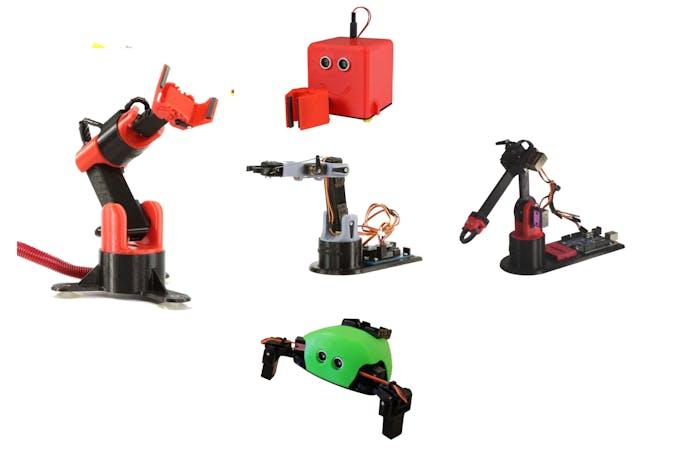 The Past LittleBots