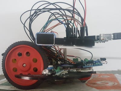 Autonomous Bot