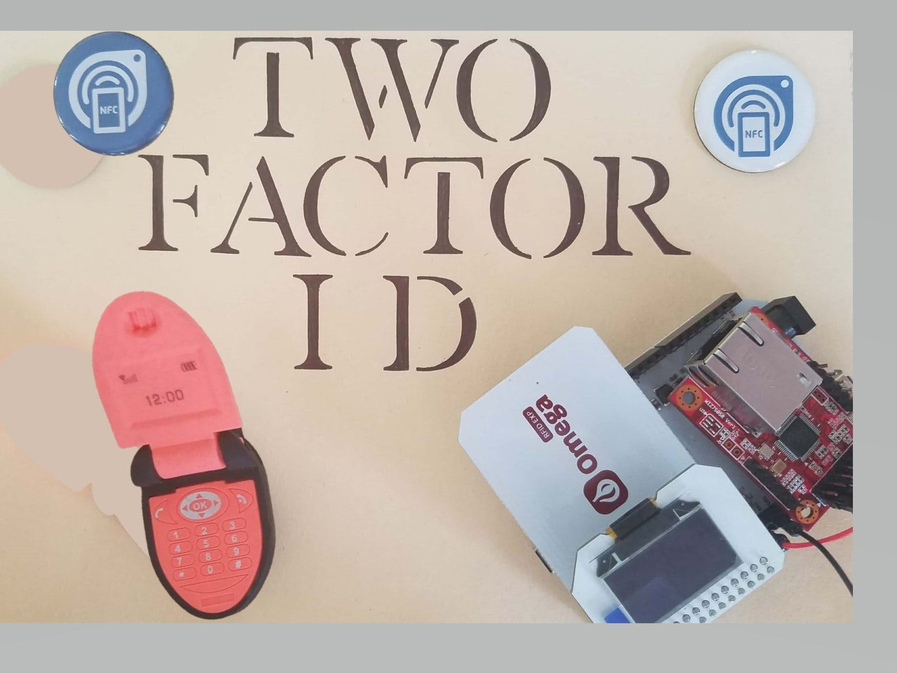 Two-Factor Authentication: Omega NFC Module and WIZ750SR