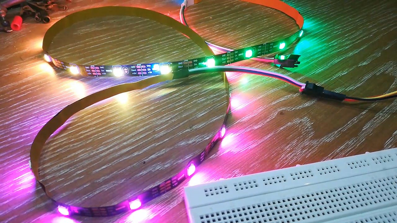 Rgb Mouse Pad To The Light Emitting Diode Using Snap Circuits Do It Yourself