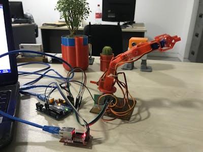 Robotic Arm - Arduino Project Hub