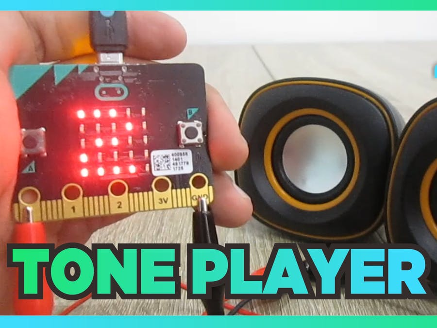 Micro:bit Tone Player