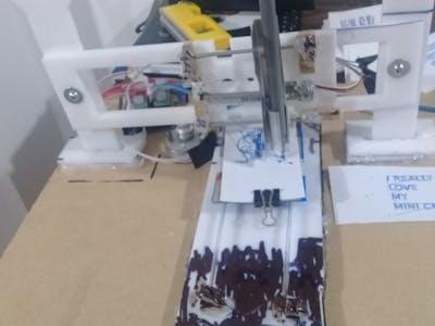 Mini CNC 2018