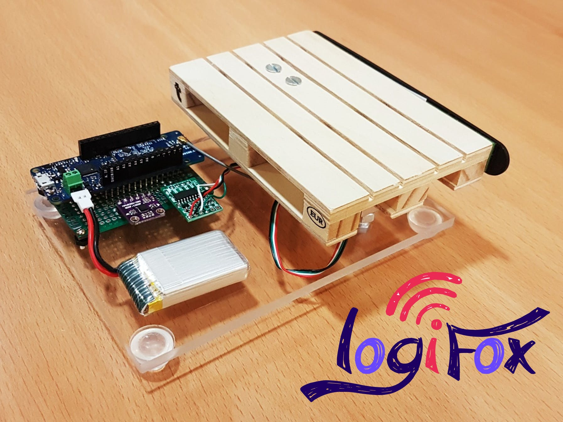 Logifox: The End of E-Waste Has Arrived
