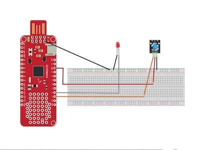 Detect Vibration and Tilt with Ball Sensor and Surilli Basic