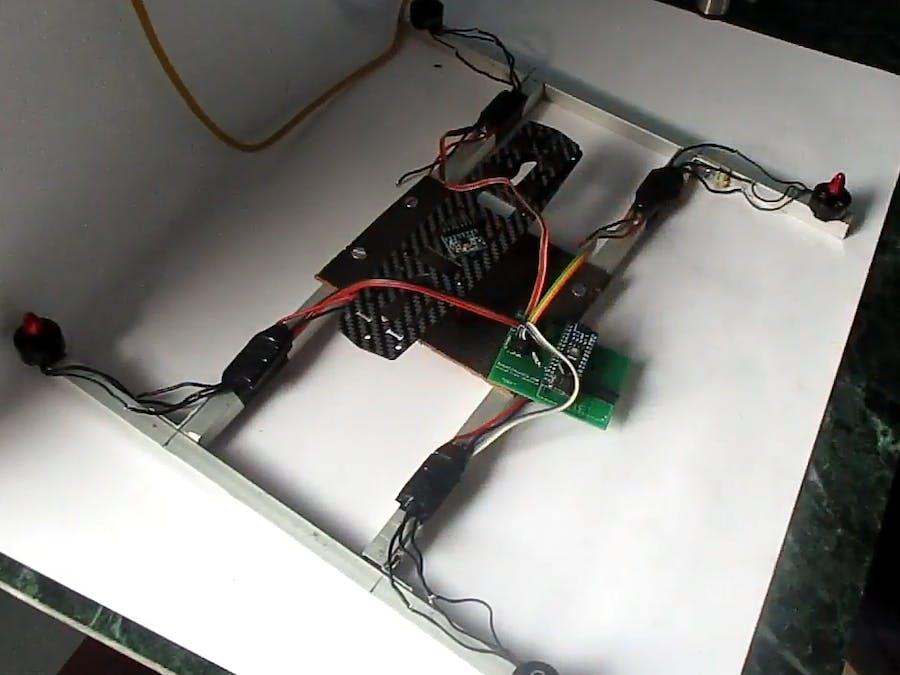 Arduino Drone - Arduino Project Hub
