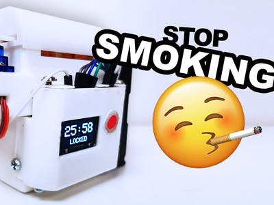 Stop Smoking Device