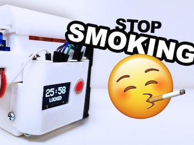 Stop Smoking Device
