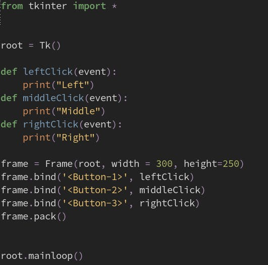 Using the Tkinter Library in Python - Hackster io
