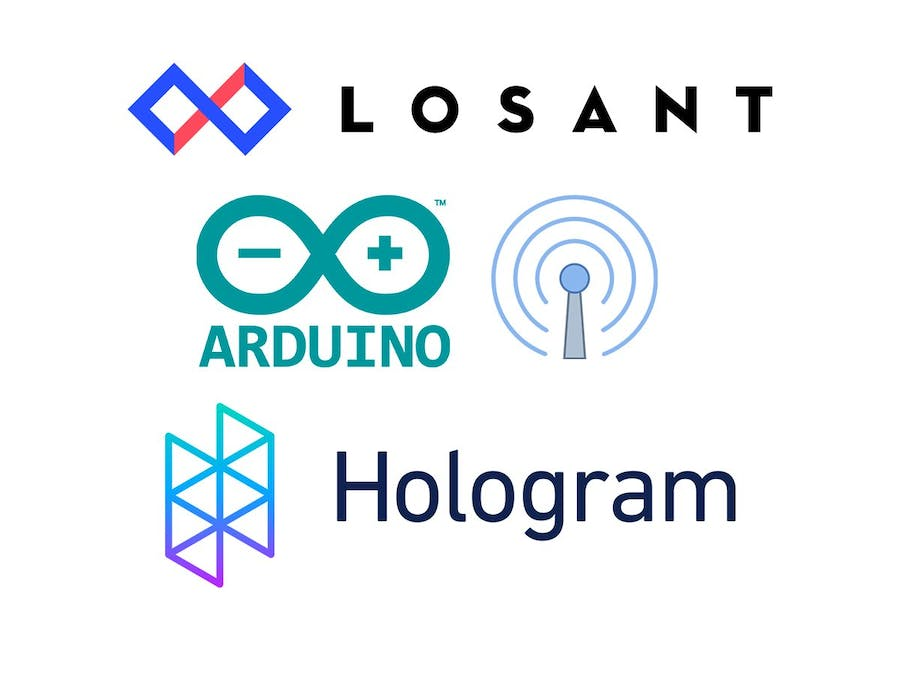 Use Losant on a Cellular Arduino - Hologram Projects