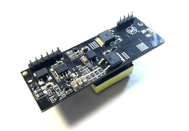 PoE modue with IEEE802.3bt  12/3A poe module