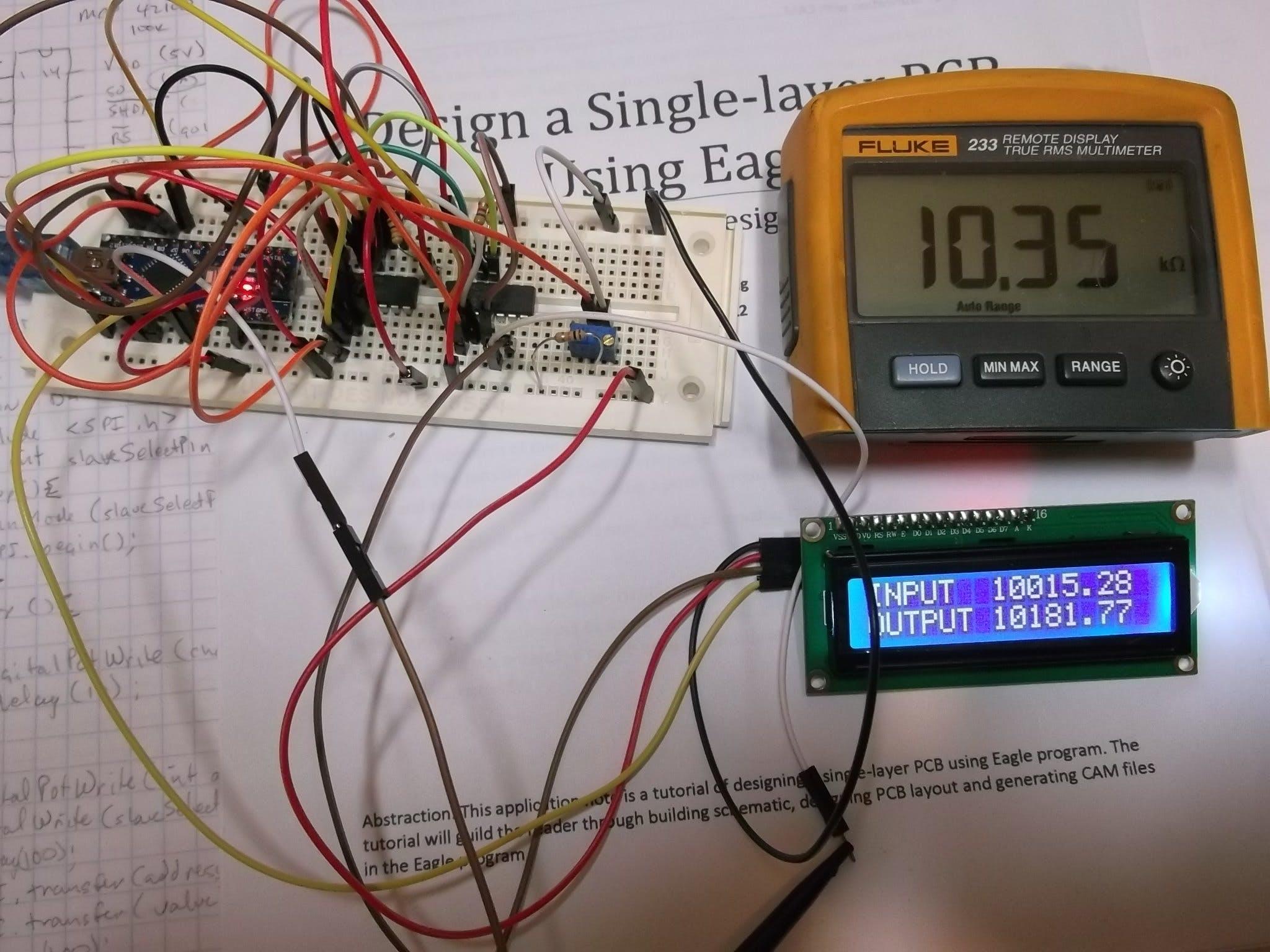 Resistor Duplicator