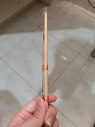 The stick I used