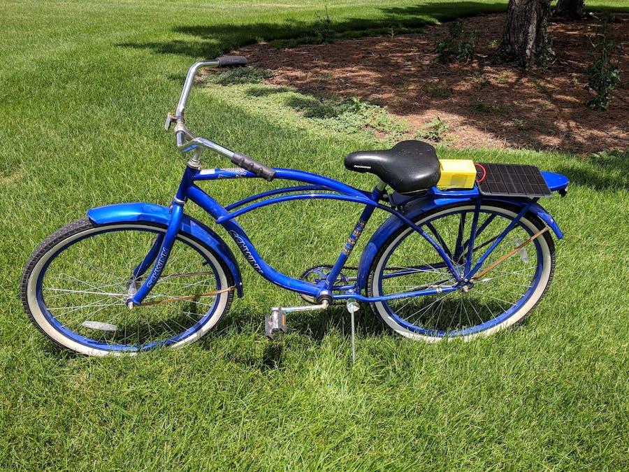 Bike Route Data Gatherer