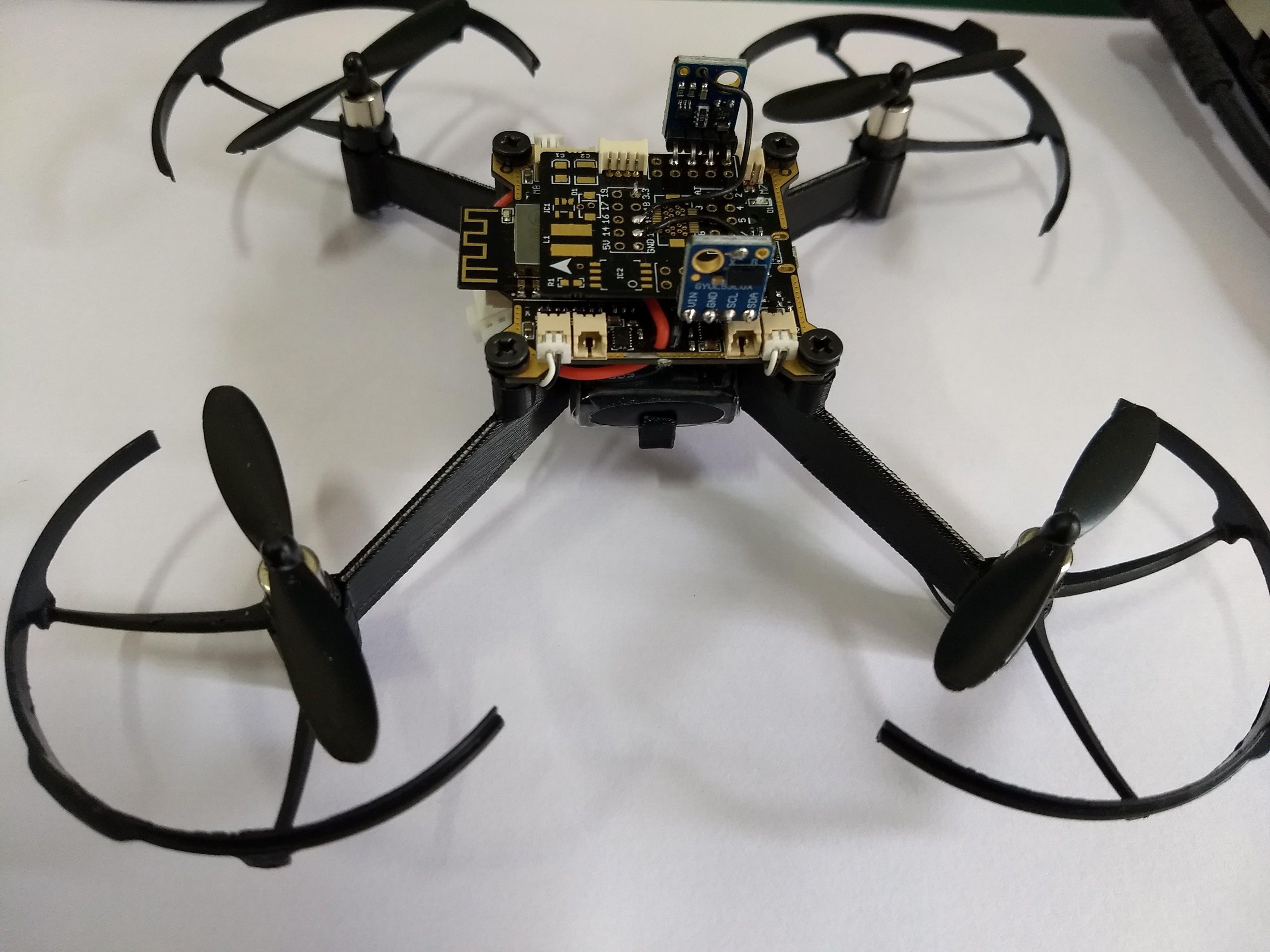 TableTennis Drone