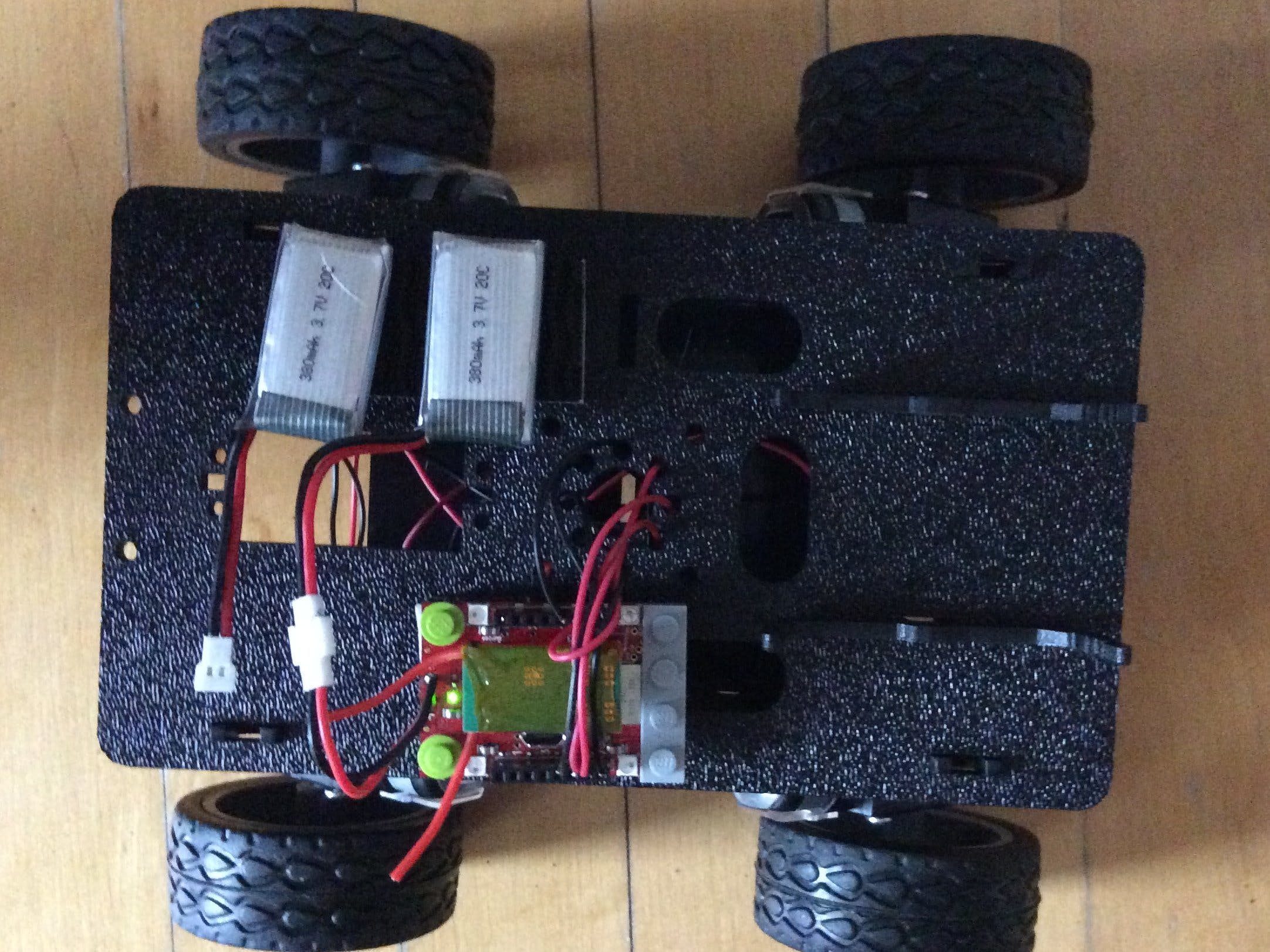 Arduino RC Car with Flybrix Controller
