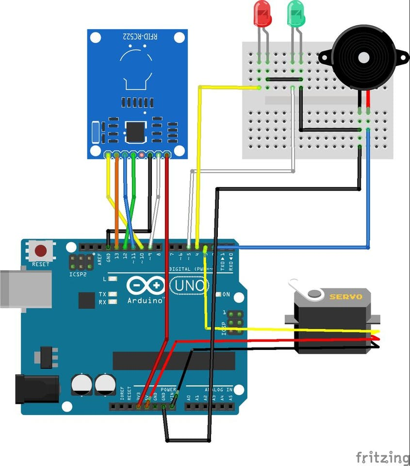 Octopod: Smart IoT Home/Industry Automation Project - Arduino