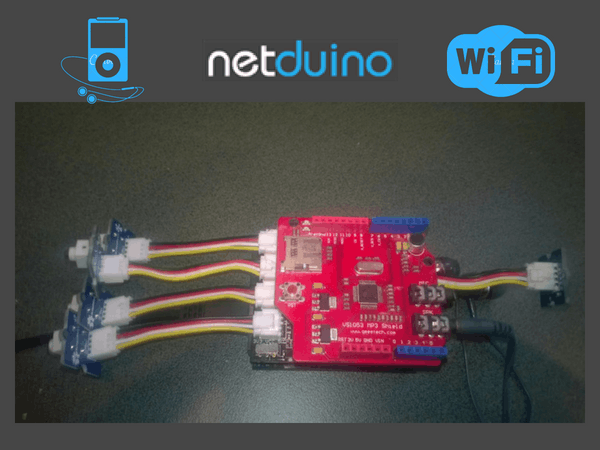 Creating an MP3 with Netduino!
