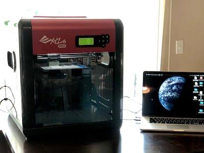 SD Card Mod for XYZprinting Da Vinci Pro