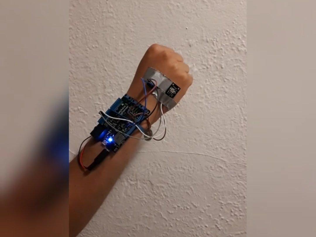 Netduino for Posture Correction
