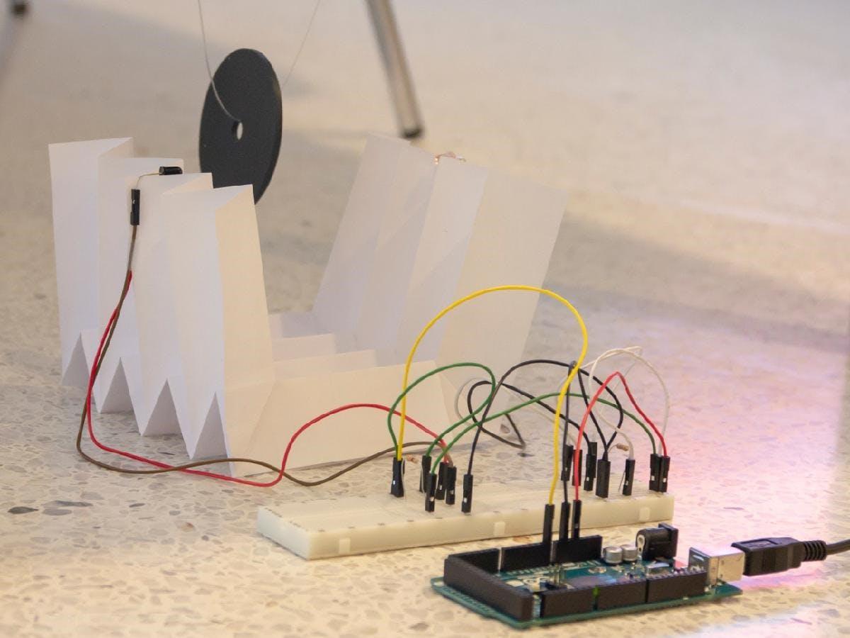 Arduino Pendulum Physics Lab