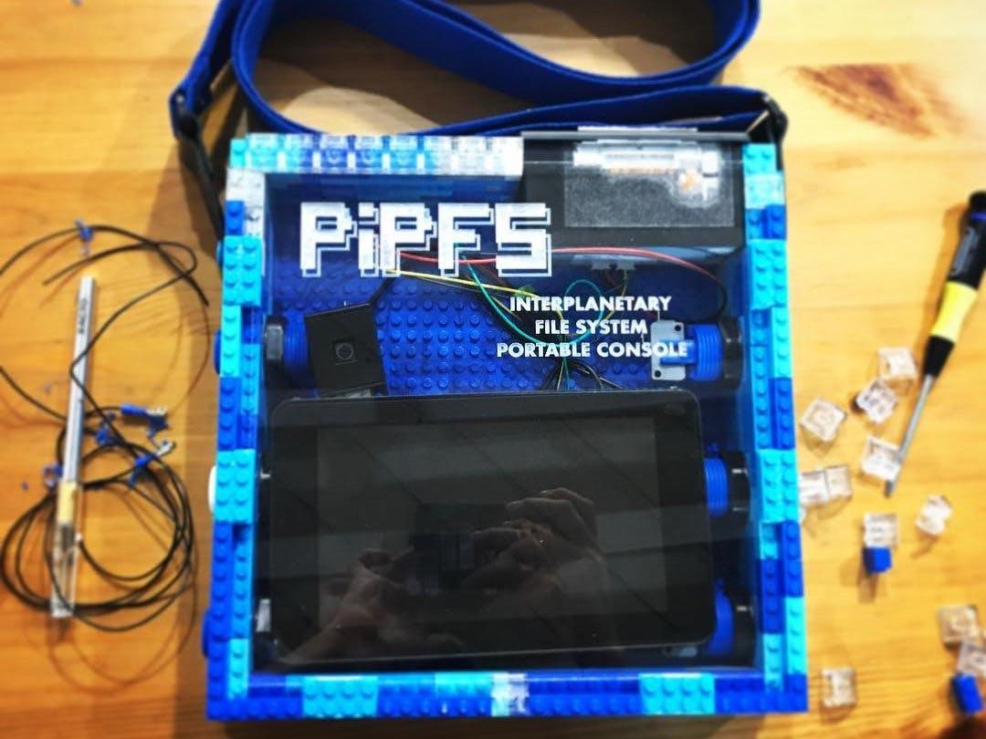 PiPFS: Portable Pi Printer Console