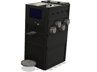 Arduino-Based Cocktail Machine