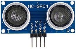 Ultrasonic sensor.