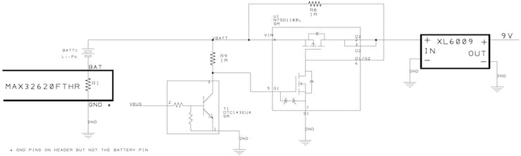 Power Load Switch Circuit.