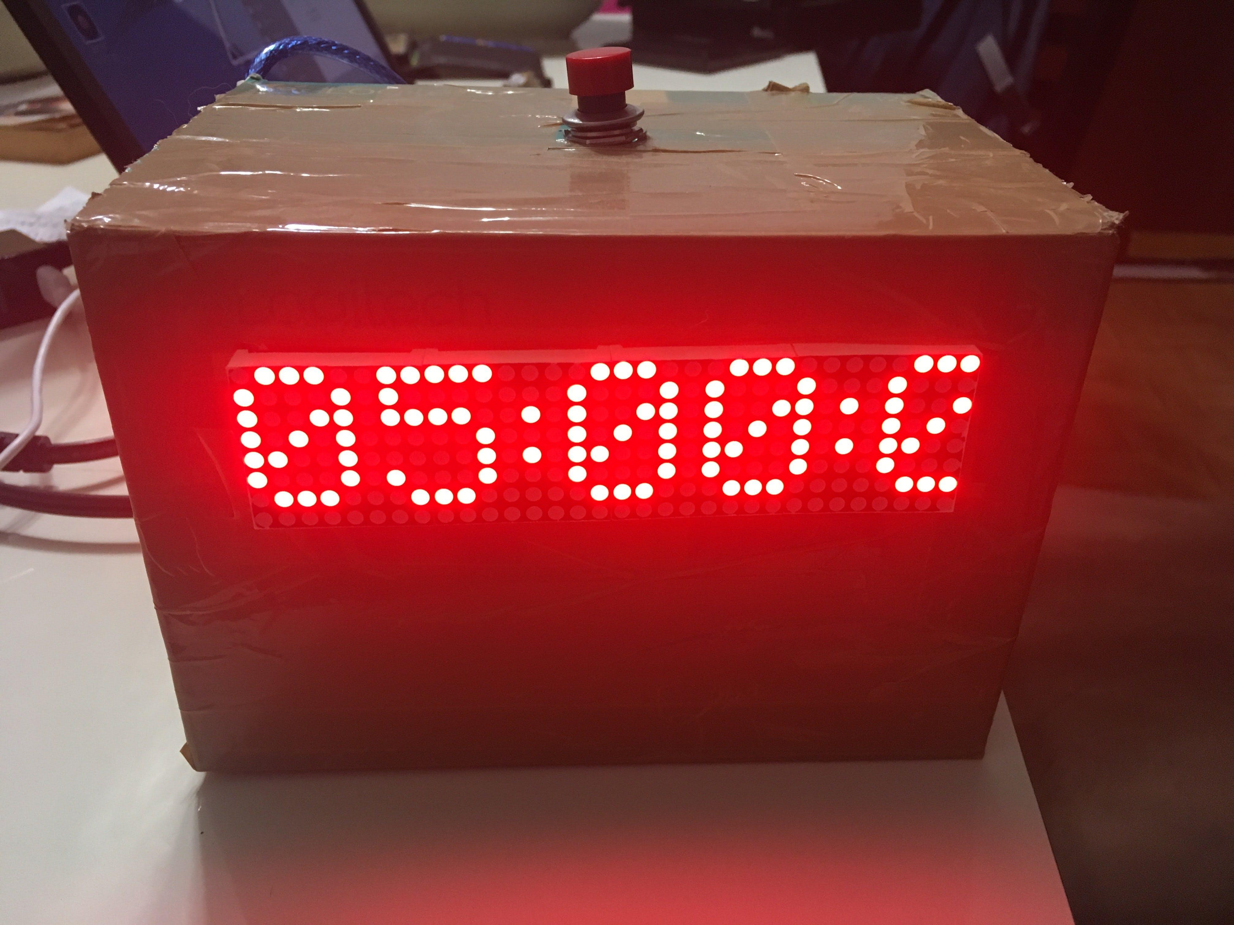 Arduino Prop Bomb